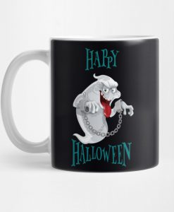 Halloween Phantom Mug KM
