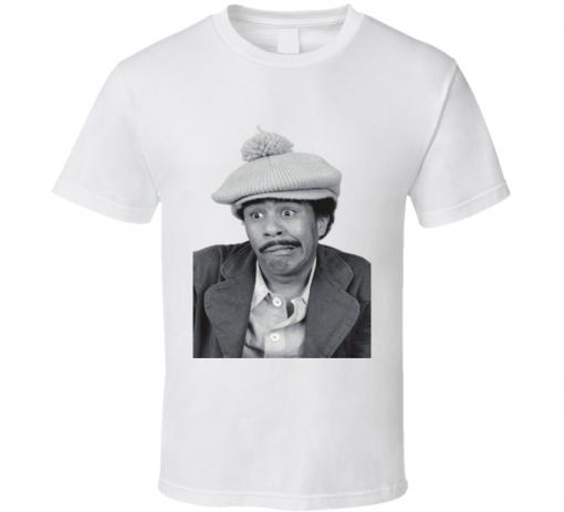 Jonah Hill Superbad Movie Richard Pryor T-Shirt KM