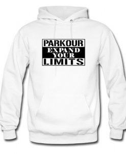 Parkour Expand Your Limits Hoodie KM