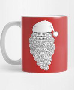 Santa Christmas Mug KM