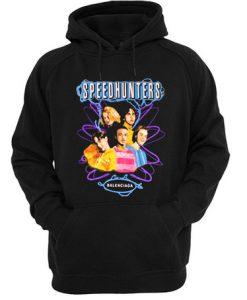 Speedhunters Hoodie KM