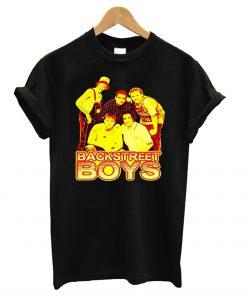 We Love Backstreet-Boys 90s Boyband BSB Fans T Shirt KM