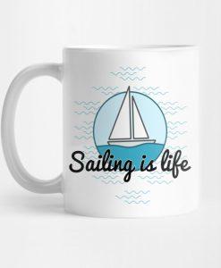 Sailing is life Mug KM