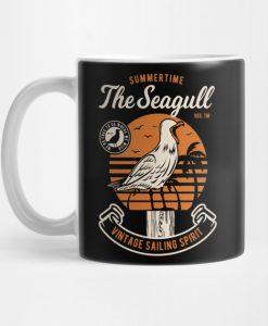Seagull Bird Mug KM