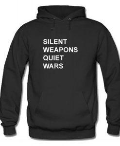 Silent Weapons Quiet Wars Hoodie KM