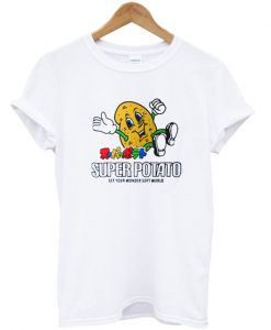 Super Potato T-Shirt KM