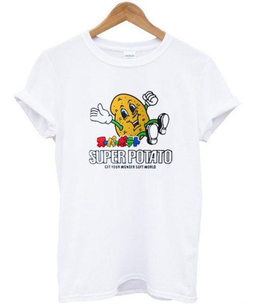 Super Potato T-Shirt KM