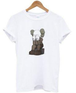 Uniqlo X Kaws T-Shirt KM