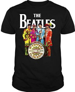 Vintage The Beatles Sgt. Peppers T-Shirt KM