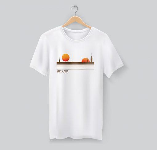 Visit Tatooine T-Shirt KM