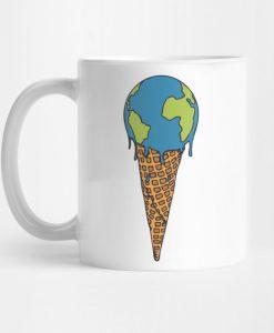 earth cone Mug KM
