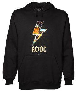 AC DC 1973 Hoodie KM
