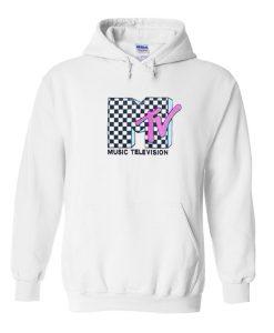 MTV Music Television Logo Hoodie KM