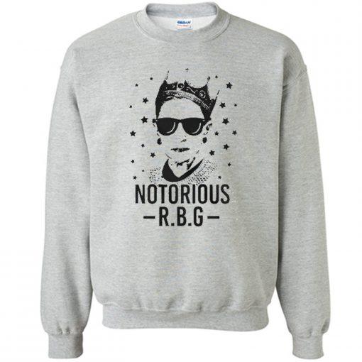 Notorious RBG Sweatshirt KM