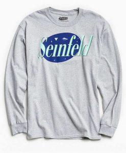Seinfeld Logo Sweatshirt KM