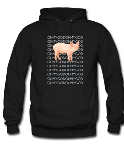 Shane Dawson Oh My God Pig Hoodie KM