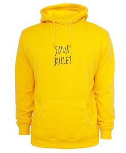 Sour Bullet Yellow Hoodie KM