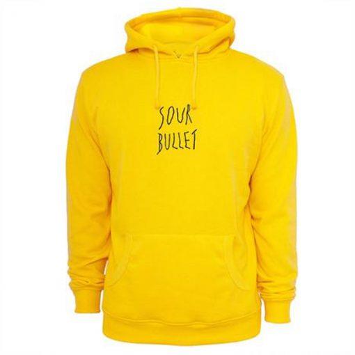 Sour Bullet Yellow Hoodie KM