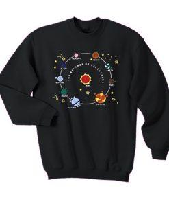 The Balance of Celestials Sweatshirt KM