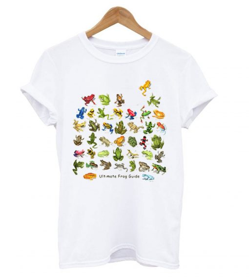Ultimate Frog Guide T Shirt KM
