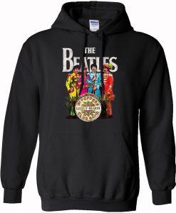 Vintage The Beatles Sgt Peppers Hoodie KM