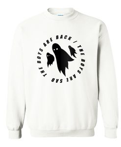 Waterparks Cluster Ghost Sweatshirt KM