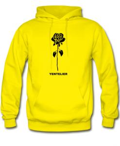 Yentelier Yellow Hoodie KM