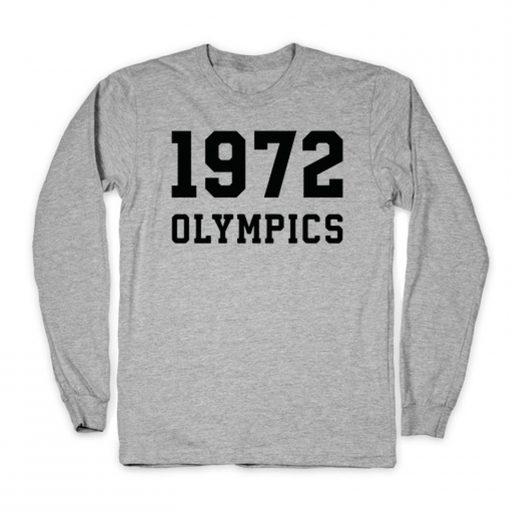 1972 Olympics Sweatshirt KM