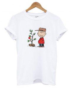 Charlie Brown Christmas Tree T Shirt KM