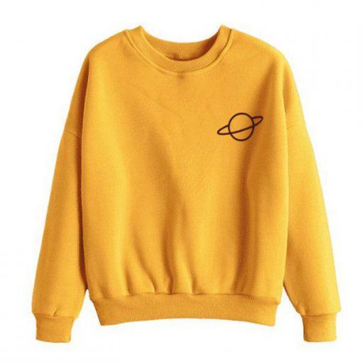 Saturn Sweatshirt KM