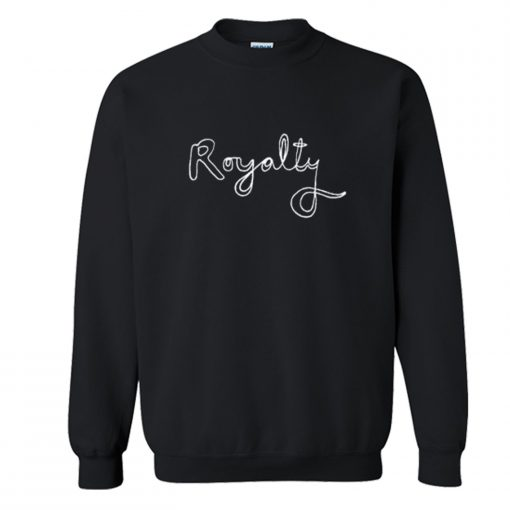 Savannah Guthrie Royalty Sweatshirt KM