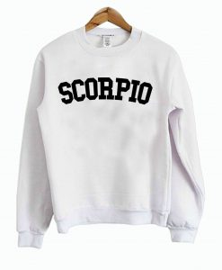 Scorpio Sweatshirt KM