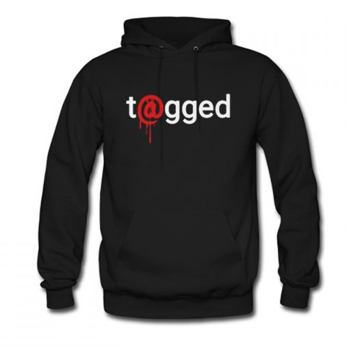 T@gged Pullover Hoodie KM