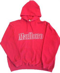 Vintage Marlboro Red Hoodie KM