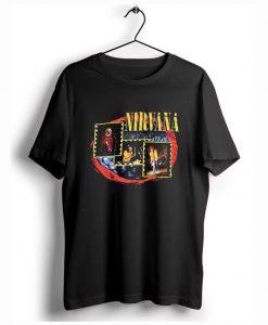 1997 Nirvana Graphic T-Shirt KM