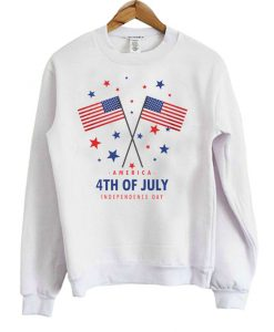 4th Of July Independence Day Sweatshirt KM