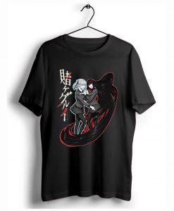 Elon Musk Kakegurui Japan Anime T-Shirt KM