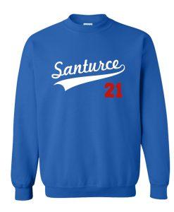 Saturce Clemente 21 Sweatshirt KM