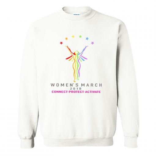 Women's March 2018 Sweatshirt KM