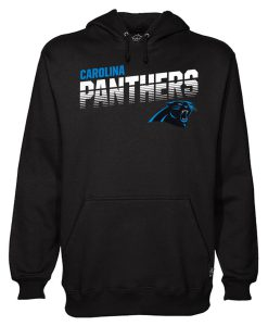 Youth Carolina Panthers Black Hoodie KM