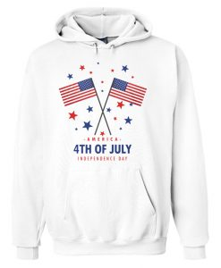 4th Of July Independence Day Hoodie KM