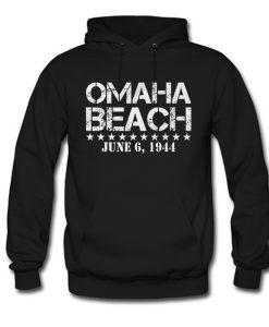 Omaha Beach Hoodie KM