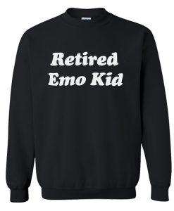 Retired Emo Kid Sweatshirt KM