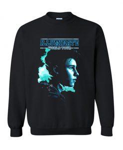 Shawn Mendes Illuminate World Tour Sweatshirt KM