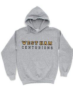 West Ham Centurions Hoodie KM