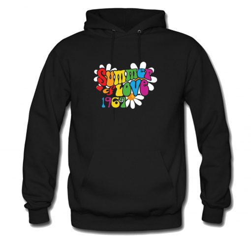1967 Summer of Love Hoodie KM