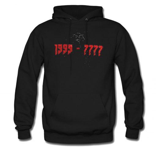 1999 Limited Rhinestone Hoodie KM