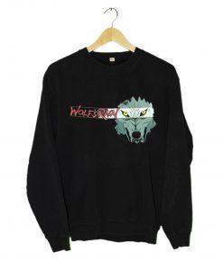 Anime Wolf's Rain Sweatshirt KM