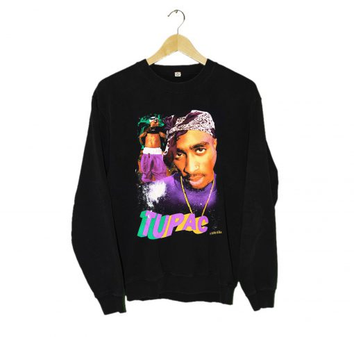 Iconic Tupac Sweatshirt KM