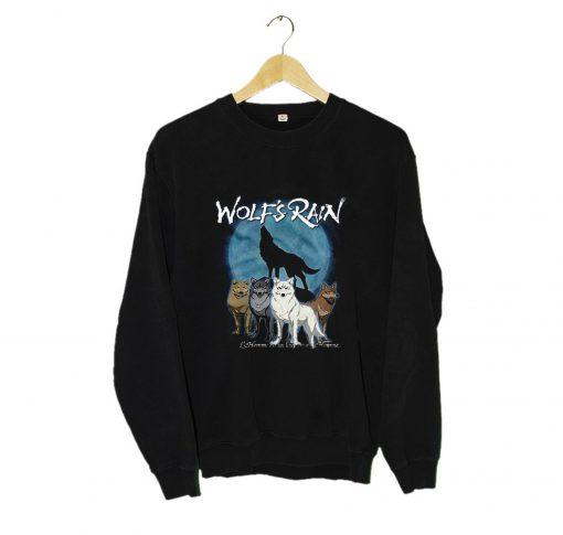 Wolf's Rain Kiba Fans Sweatshirt KM